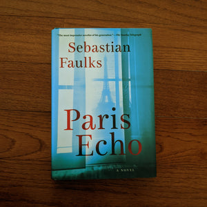 Paris Echo - Hardcover