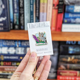Fairy Tales and Dragons - Bookish Pin