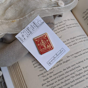 The Nutcracker - Bookish Pin