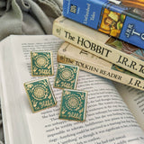 The Hobbit Book Cover - Bookish Pin