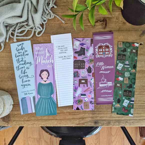 Little Women inspired - Bookmark