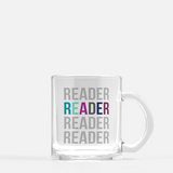 Reader Glass Mug