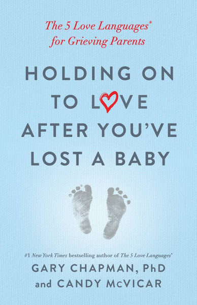 holding onto love after loss book