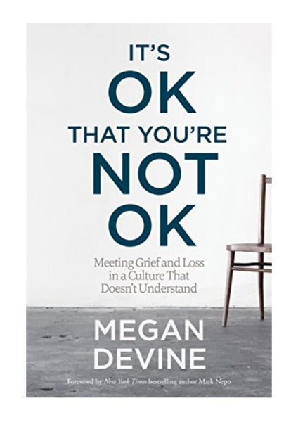 Its ok that youre not ok book