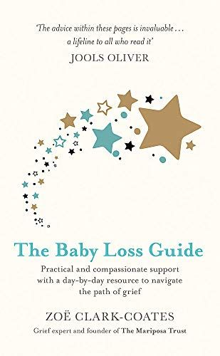 Baby loss guide book