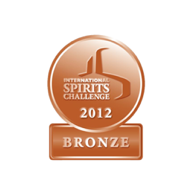 International Spirits Challenge 2012 Bronze