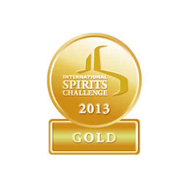 International Spirits Challenge 2013 Gold