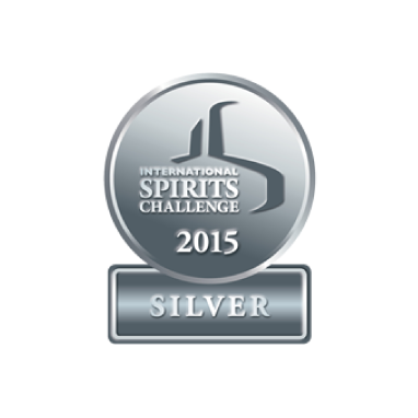 International Spirits Challenge 2015 Silver