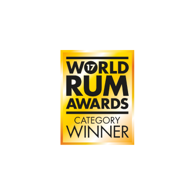World Rum Awards 2017 Category Winner