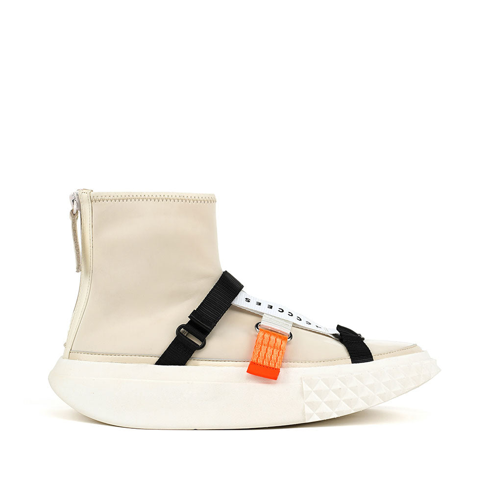 Billow Summer Boot - White