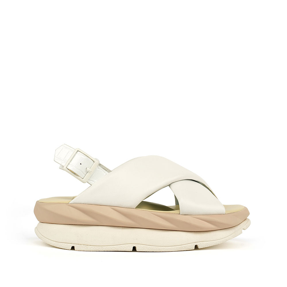 Mellow Sandal - White