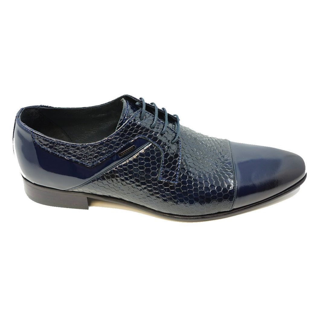 Hektor Leather Men's Dress Shoes by Paul Branco