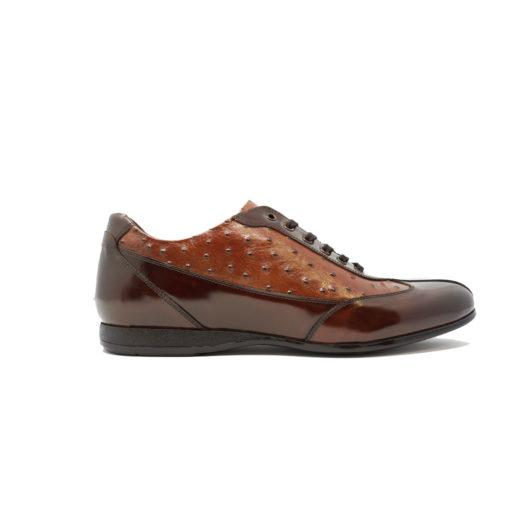 Ares Leather Casual Men's Sneakers by Paul Branco