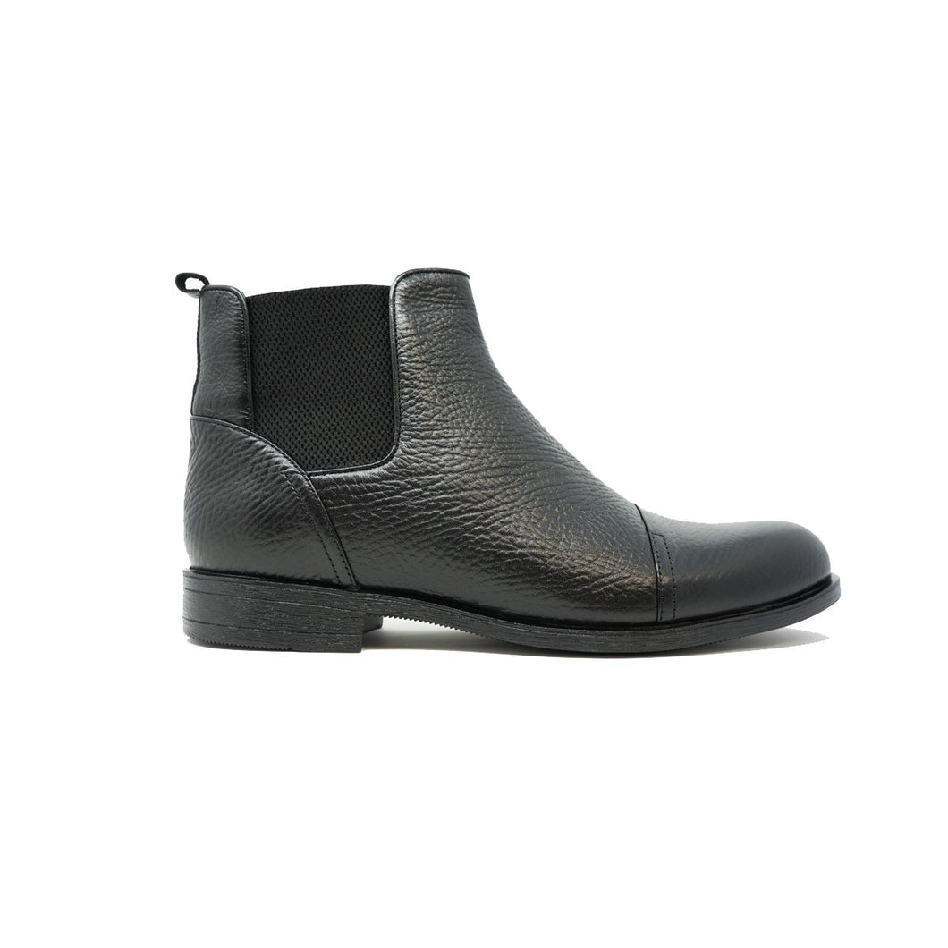 Hyperion Leather Casual Men's Boots by Paul Branco