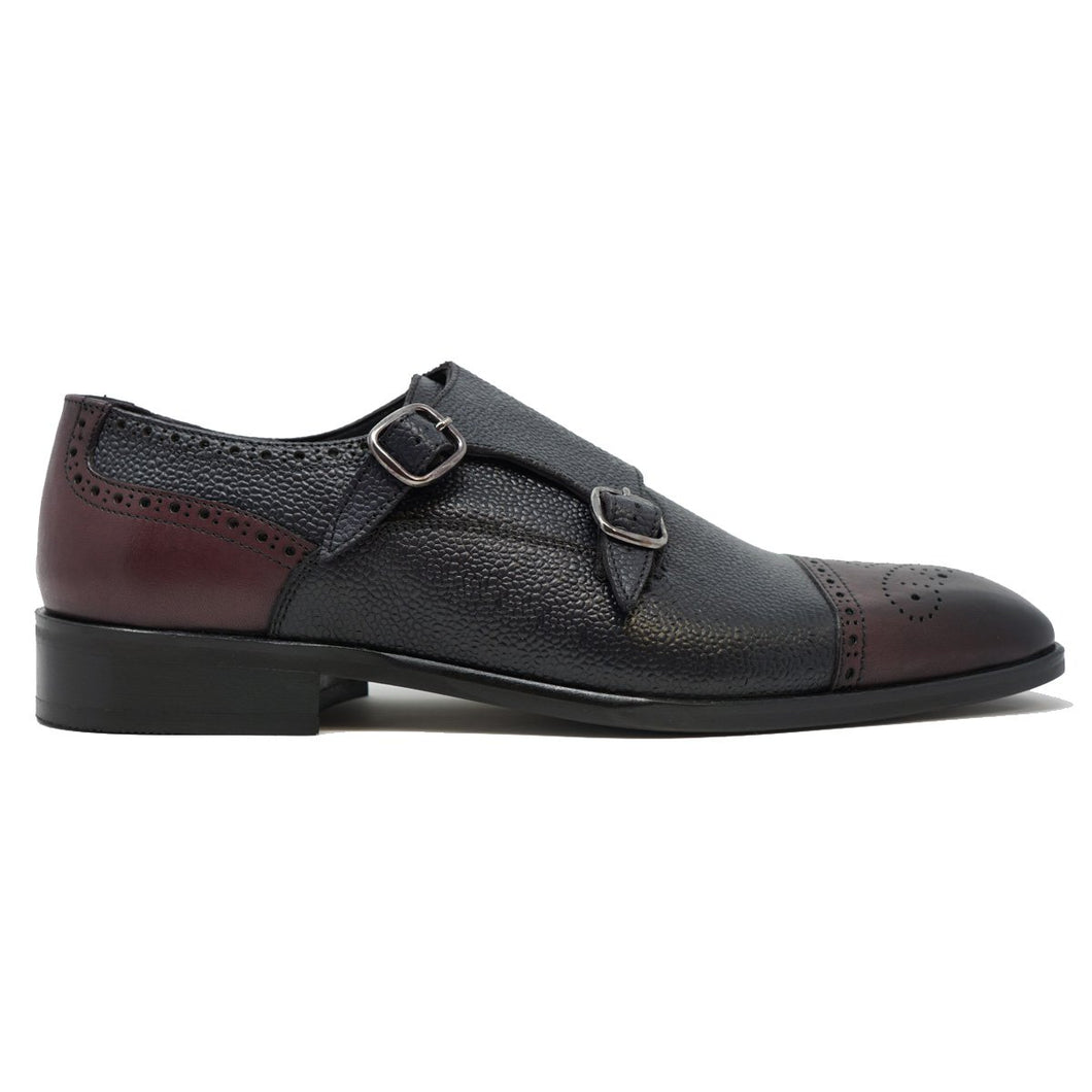 Anteros Leather Men's Dress Shoes by Paul Branco