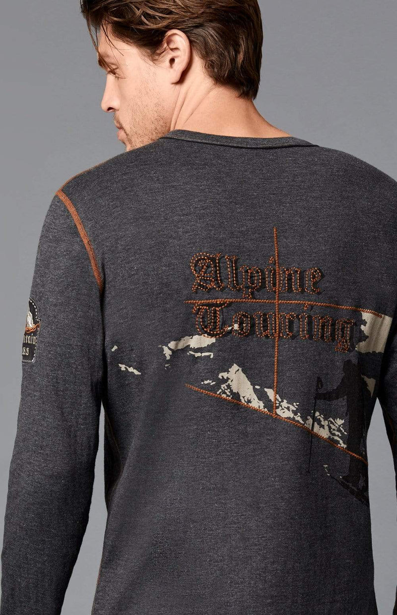 Alp-n-Rock Mens Crew Shirt Alpine Touring Crew