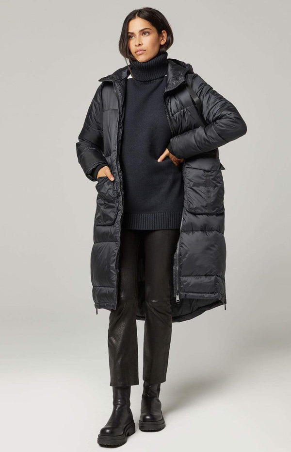 Alp-n-Rock Womens Coat Selene Long Coat 1