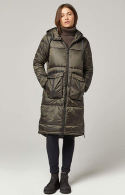 Alp-n-Rock Womens Coat Selene Long Coat