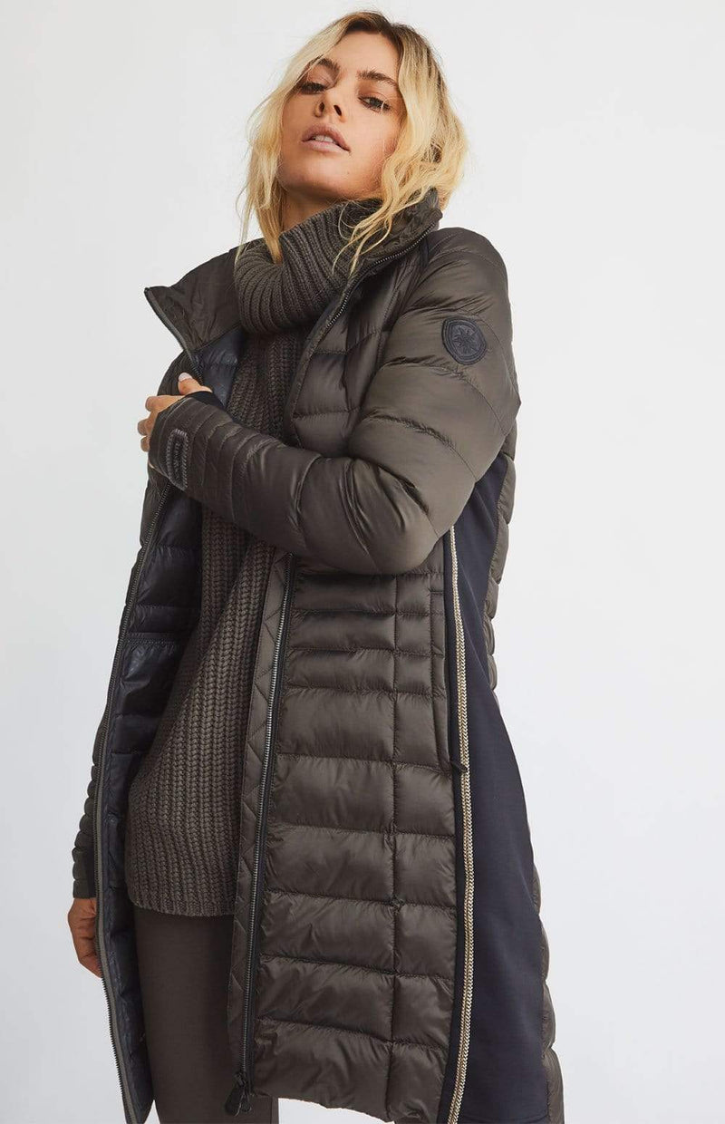 Alp-n-Rock Womens Coat St. Anton Long Coat