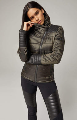 Alp-n-Rock Womens Jacket Bernina Moto Jacket