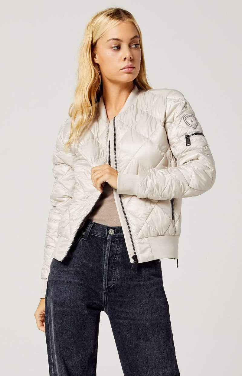 Tribeca Bomber Jacket  | ALP N ROCK Alp-n-Rock Womens Jacket Tribeca Bomber Jacket