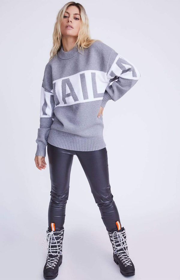 Alp-n-Rock Womens Sweater Vail Logo Sweater