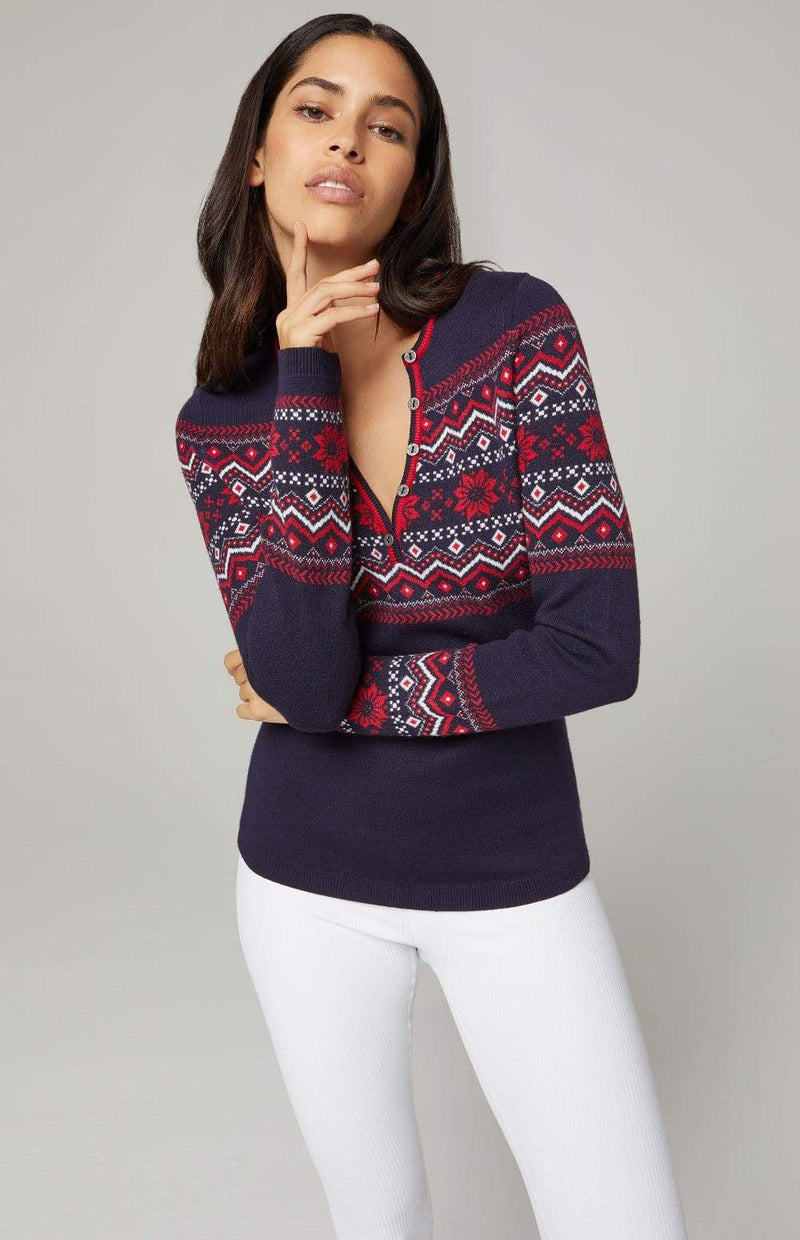 Alp-n-Rock Womens Sweater Yvette Sweater