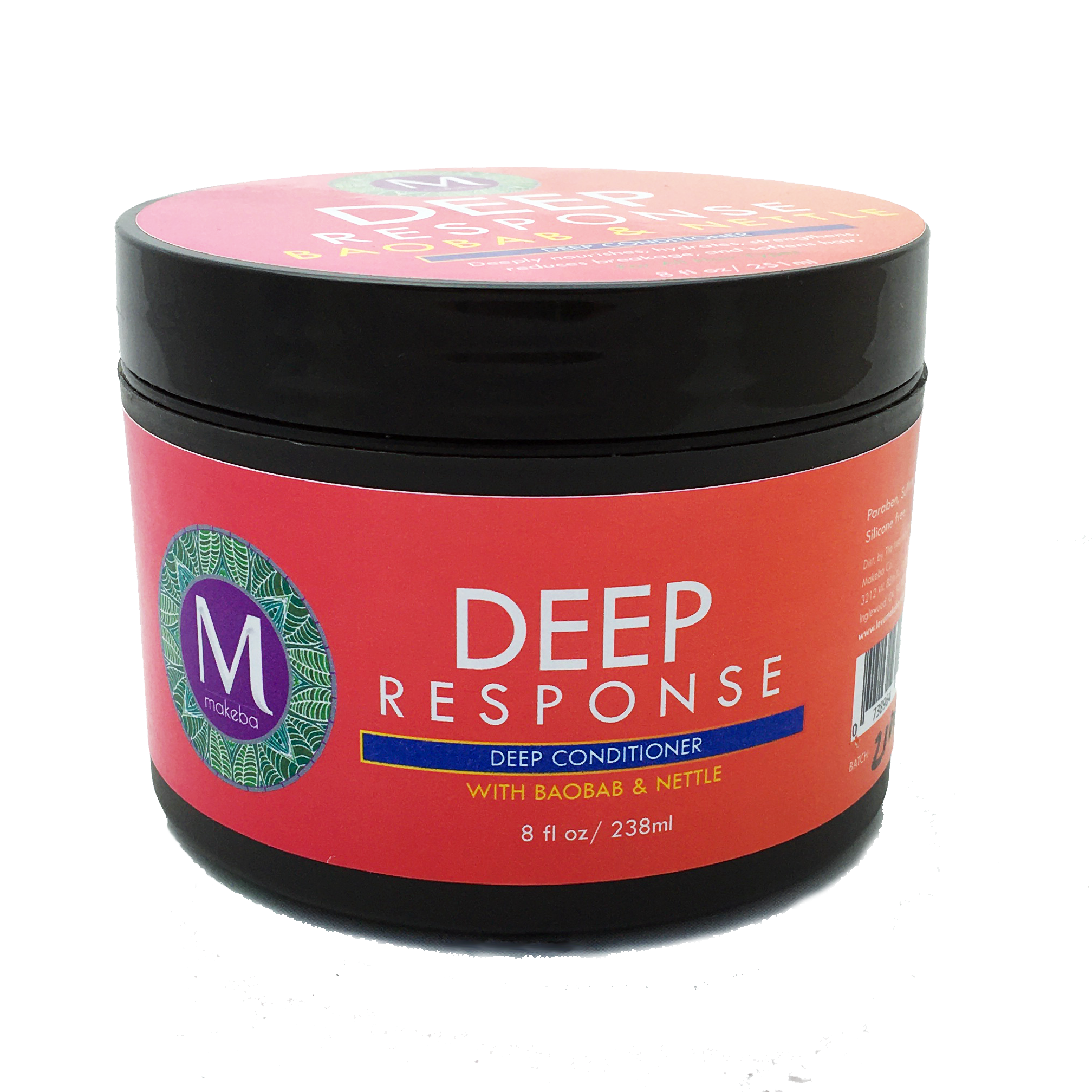 Makeba Deep Response Deep Conditioner 8oz