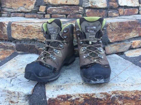 How to tell if you need new hiking boots