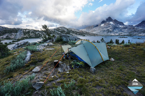 John Muir Trail with TrailtoPeak.com