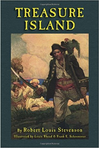 treasure island robert louis stevenson best outdoor adventure fiction