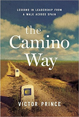 The Camino Way by Victor Prince, new travel writing, books about the Camino de Santiago