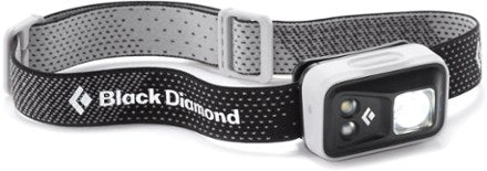 Illumination for Ten Essentials Black Diamond Spot Headlamp