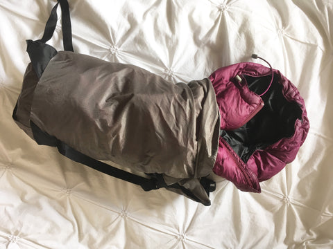ultralight backpacking tips, how to lighten your backpack