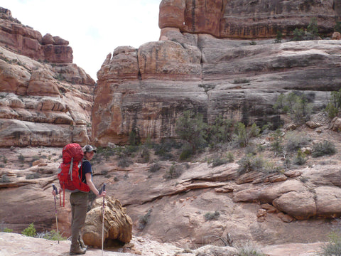 Backpacking in Utah's Fish & Owl Canyons