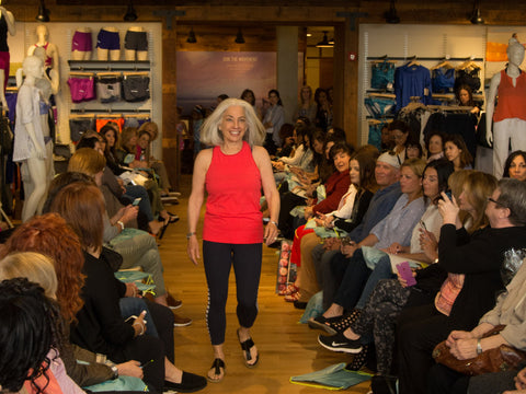 ATHLETA Tice's Corner Spring Fashion Show