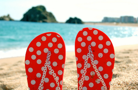 Summer foot care ideas