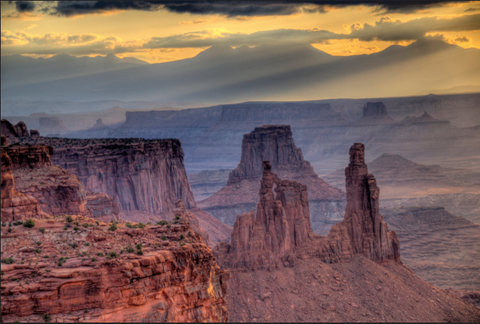 Canyonlands by John Fowler