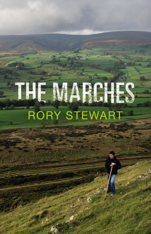 The Marches by Rory Stewart, best gifts for nature lovers