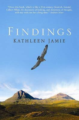 Findings by Kathleen Jamie, best nature writing books