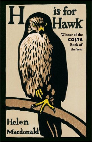 H is for Hawk by Helen Macdonald, great nature books