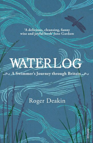 Waterlog by Roger Deakin, top nature writing books