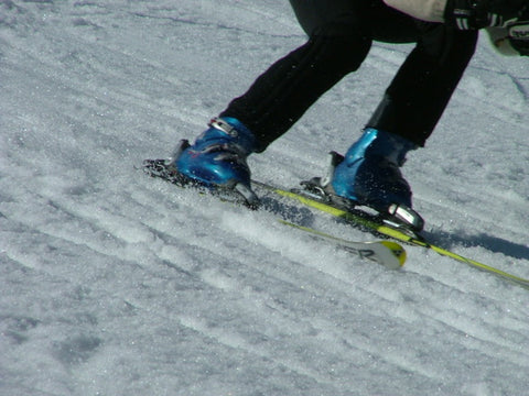 Prevent skier's toe and morton's neuroma in your ski boots