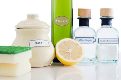 Eco-friendly alternatives to household cleaning products
