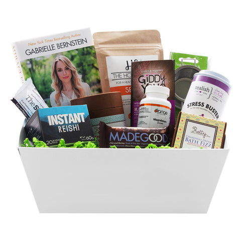 Stress-Busting Gifts & Gift Baskets