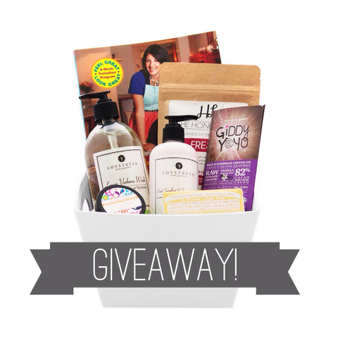 Jule's Basket Launch Giveaway Prize