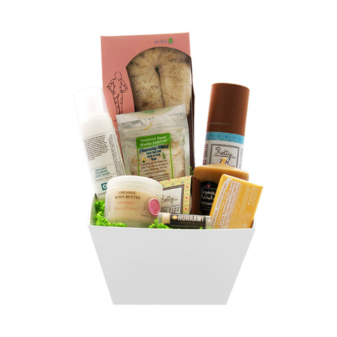Jule's Basket - Spa Basket