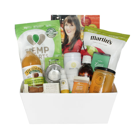 Julie Daniluk Anti-Inflammatory Lifestyle Basket