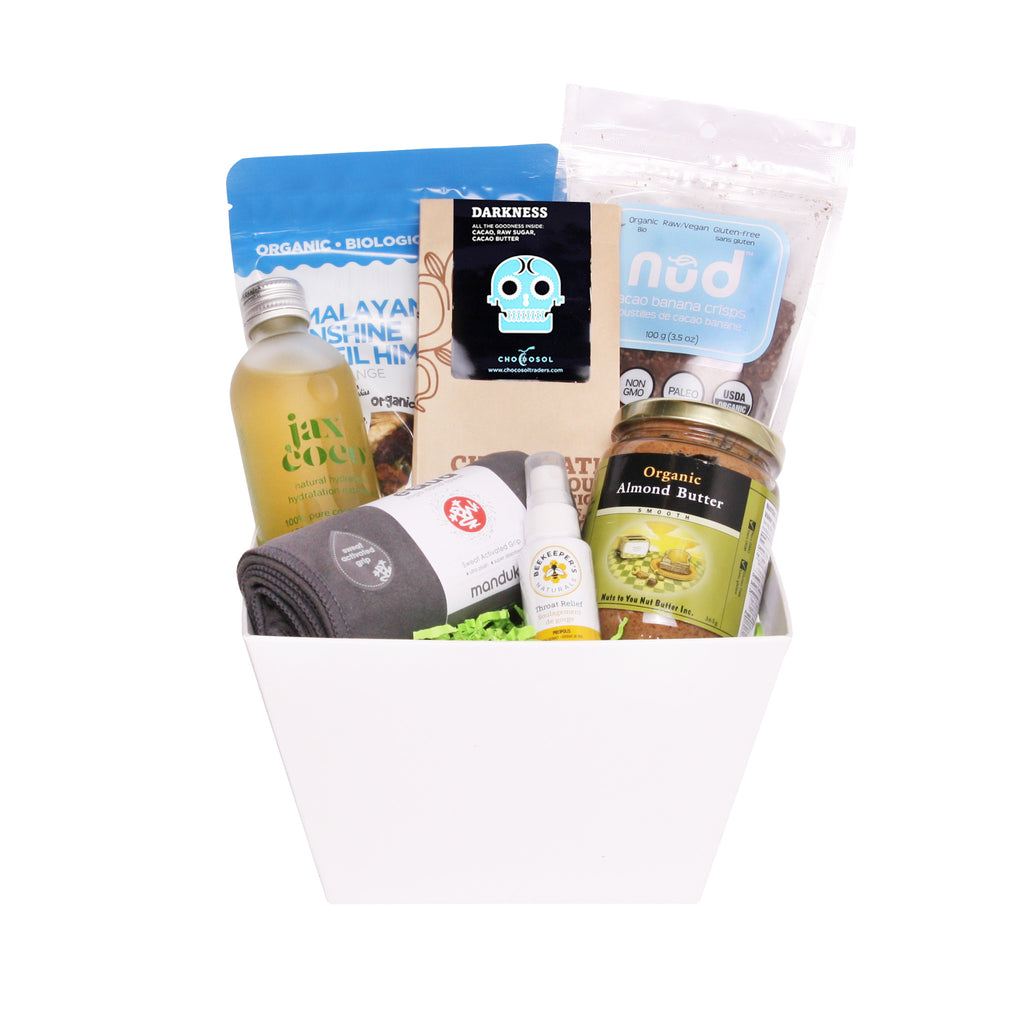 Active Refuel Gift Basket
