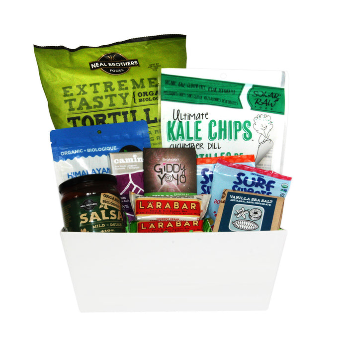 Healthy Snacks Gift Basket Delivery